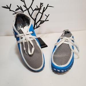 SHOENS Men's Canvas Sneaker Casual Shoe